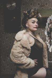 fourrure,sexy cabaret