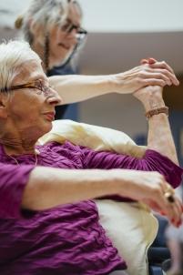 maison de retraite, personne âgée, portrait, semaine bleue, vieillesse, vieux,
