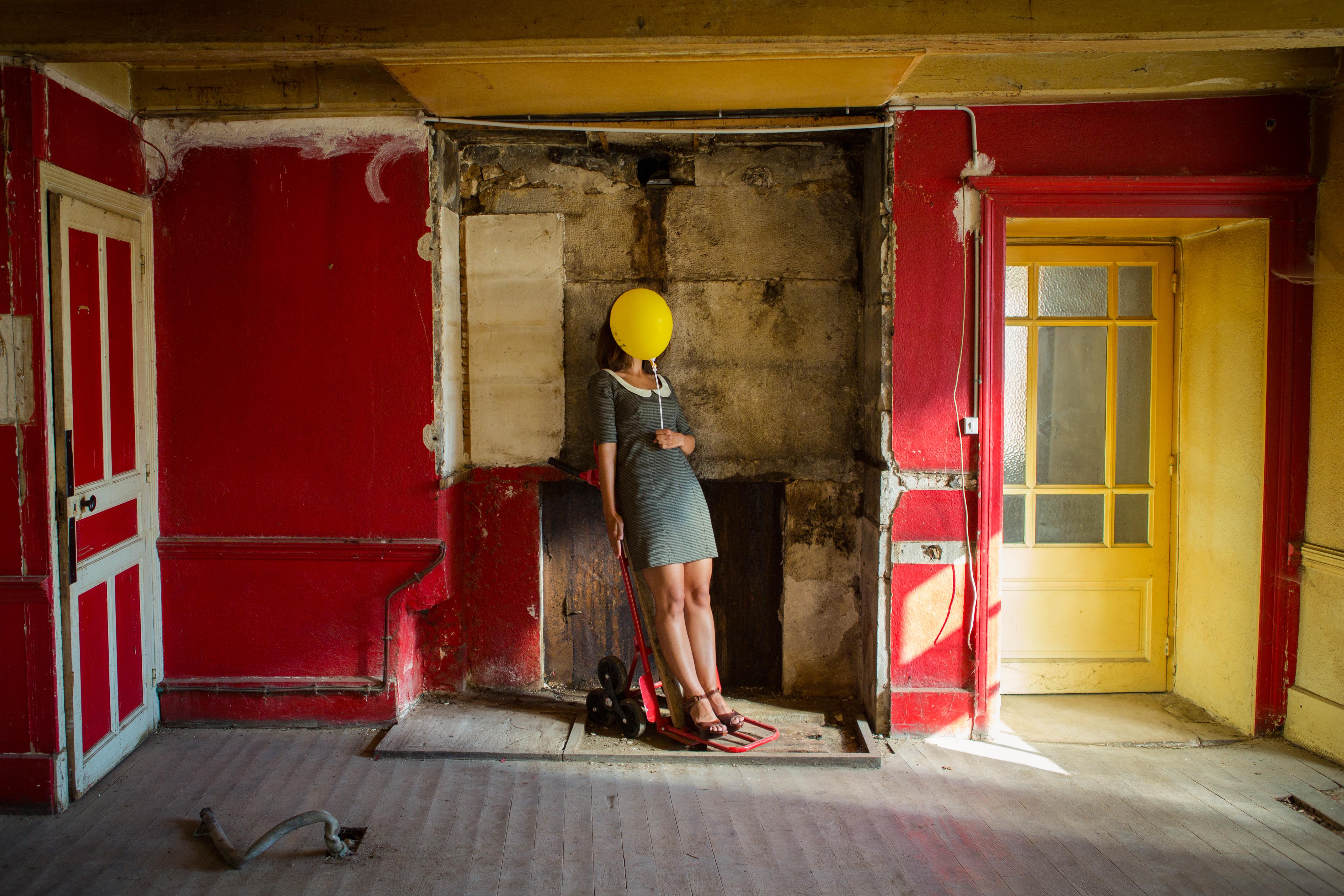 Le myst¨re de la chambre jaune • Roxanne Gauthier • graphe