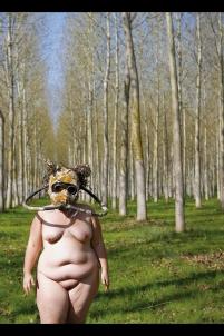 forêt de peupliers,rite païen