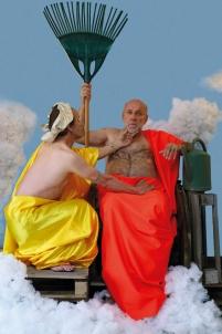 Jupiter et Thétis ingres travaux publics jardinage homosexualité divinité,handicap Acodège