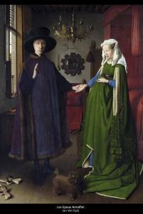 les époux arnolfini jan van eyck,handicap Acodège