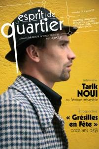 Esprit de Quartier grésilles dijon revue trimestriel,
