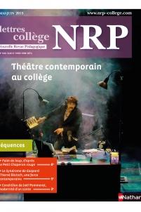 nrp nathan hervé blutsch théâtre collège pédagogie,