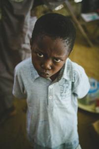 Cyad orphelin béninois fait la moue,mission humanitaire