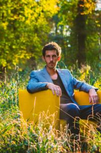 fauteuil jaune,book comédien