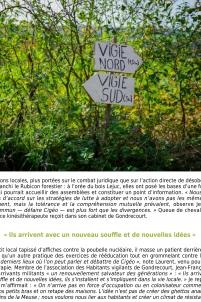 alternative lutte militantisme,quotidien écologie