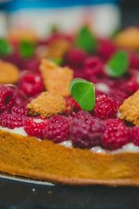 tarte aux fruits, framboises, pâte sablée,Dijon Bourgogne