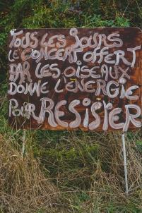 militantisme autogéré lutte alternative,quotidien écologie